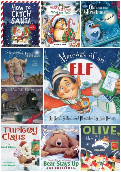 Children's Christmas Books at Amazon