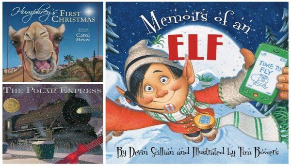 Kid's Christmas Books