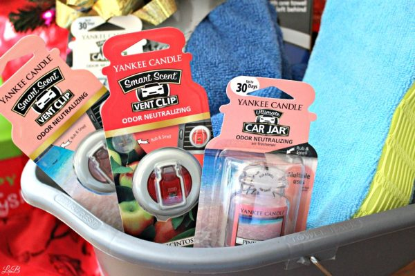 Car Care Gift Basket