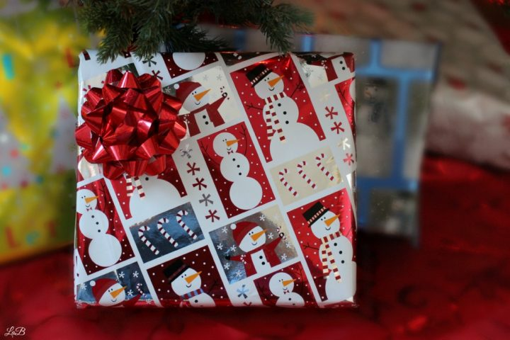 Last Minute Gift Ideas and Fast Wrapping