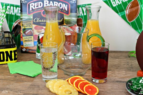 Non Alcoholic Party Punch Recipe