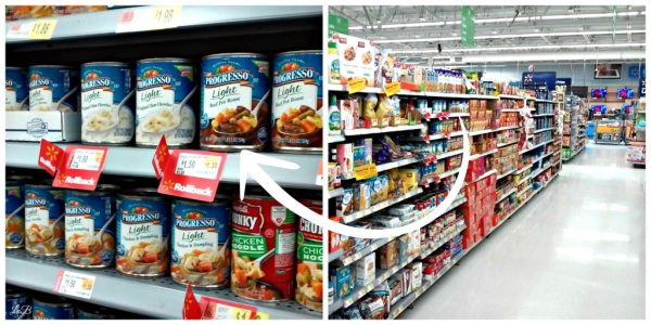 Progresso® Light Soup at Walmart