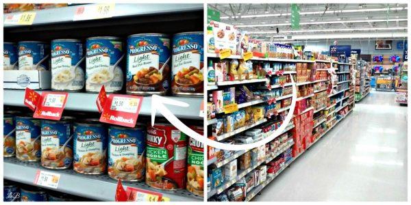 Progresso® Light Soup at Walmart