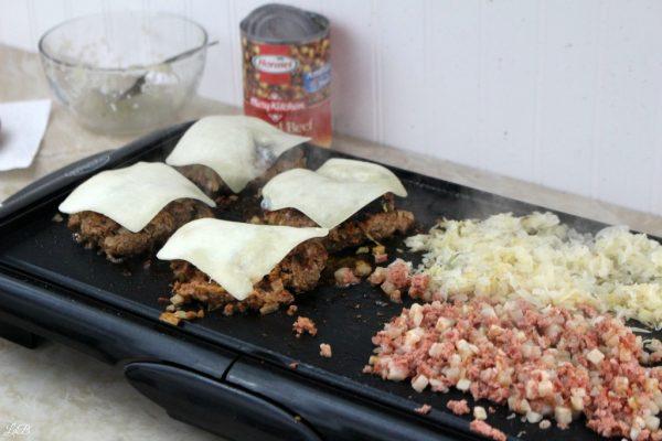 Kraut Burgers Recipe
