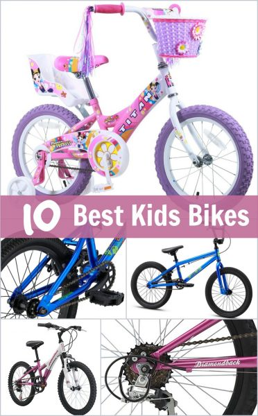 Top 10 Boys and Girls Bikes