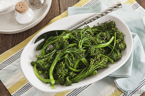 Lemon Garlic Broccolini Recipe