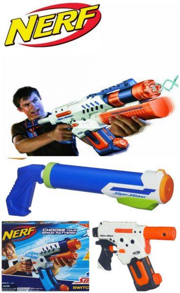 NERF Super Soaker Water Guns