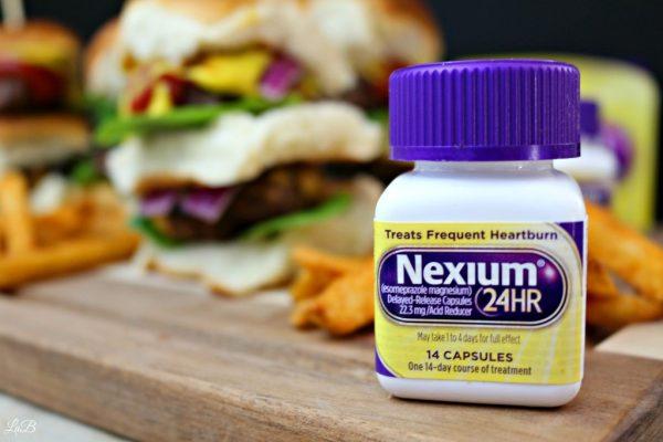 Nexium 24HR Heartburn Relief
