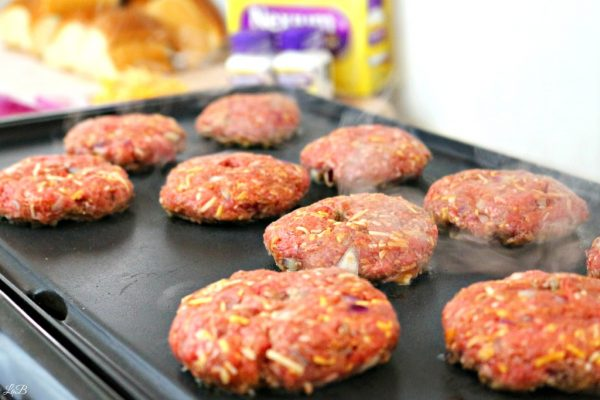 Spicy Hamburger Sliders