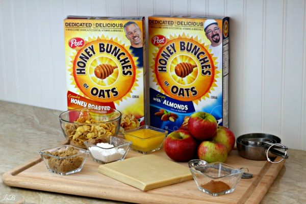 Honey Bunches of Oats Cereal Dessert Recipe