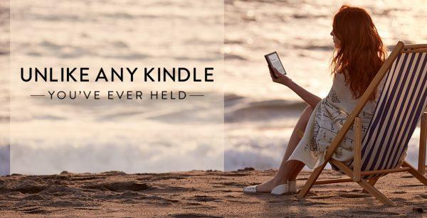 Kindle Oasis Amazon Book Reader