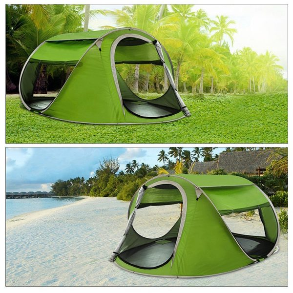 Easy Pop Up Camping Tent