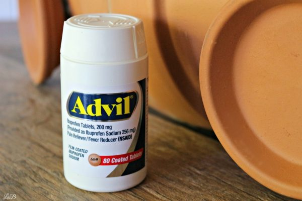 Advil Film-Coated 80 Tablets