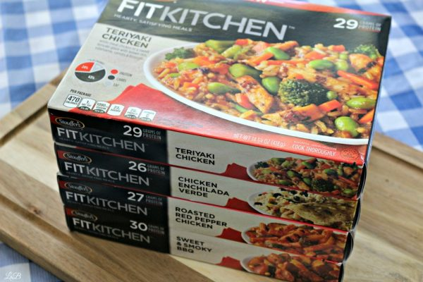 New STOUFFER'S FIT KITCHEN Meal Varieties