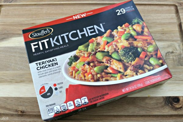 STOUFFER'S FIT KITCHEN Teriyaki Chicken