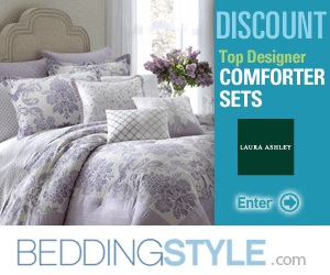 Deals on Designer Bedding and Comforters