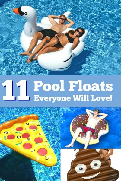 Fun Pool Floats Everyone Will Love!