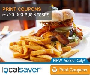 Local City Coupons In Your Area