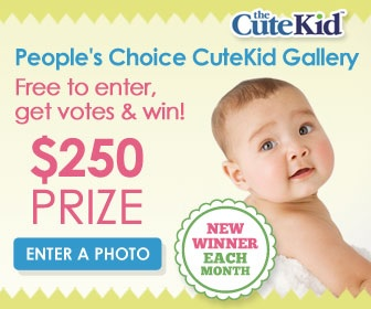 $25,000 Cute Kid Photo Contest