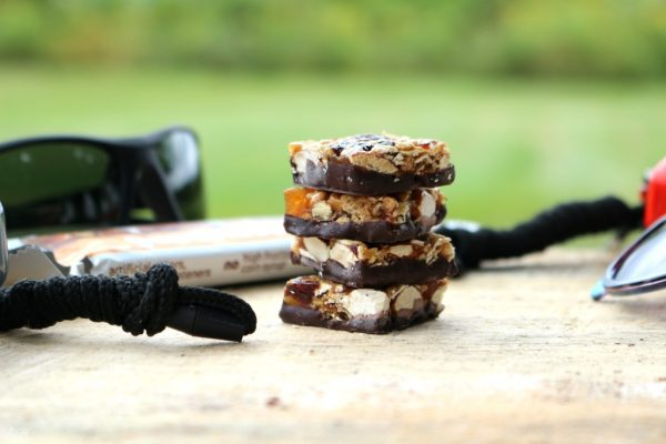 Snack Bars for Hikers