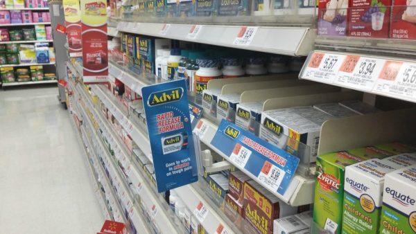 Advil Rapid Release Formula at Walmart