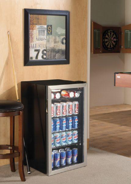 refrigerator beverage cooler