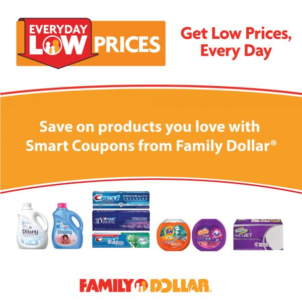 Family Dollar Coupons Straight To Your Phone!