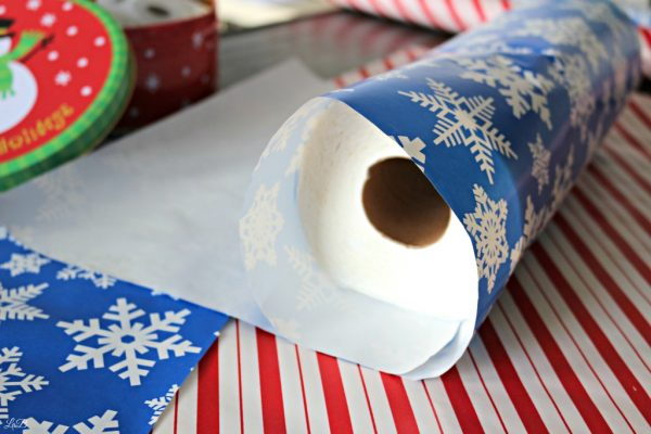 How to hide toilet paper from guests