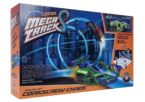 Lionel Mega Tracks Train Set