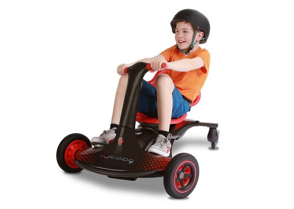 Turnado ride on toy for kids who need adventure in their life!