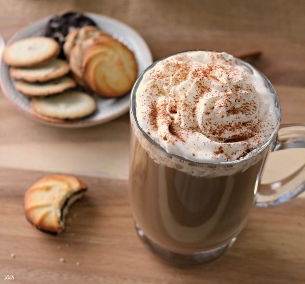 Spicy Chocolate Holiday Coffee