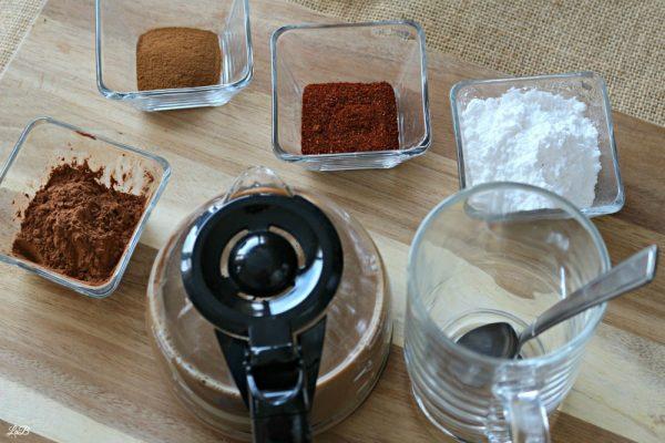 Spicy Chocolaty Holiday Coffee Recipe