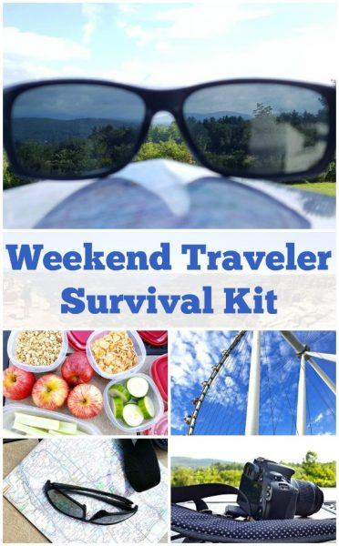 Weekend road trip packing list? Yup! We have that! What are the necessities we pack for our weekend road trips? Find out here - and don't forget the MiraLAX® for occasional constipation! You know what I'm talking about!